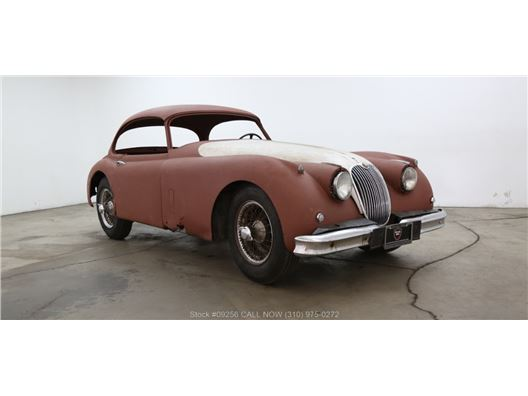 1958 Jaguar XK150 FHC for sale in Los Angeles, California 90063