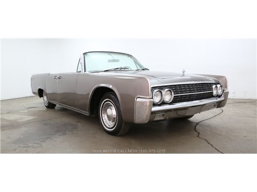 1962 Lincoln Continental for sale in Los Angeles, California 90063