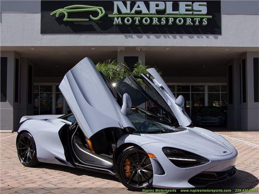 2018 McLaren 720S for sale in Naples, Florida 34104