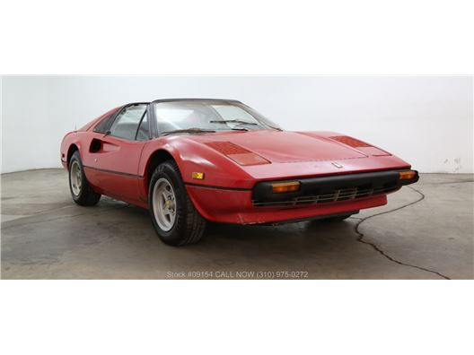 1978 Ferrari 308 for sale in Los Angeles, California 90063