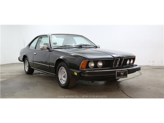 1984 BMW 635 for sale in Los Angeles, California 90063
