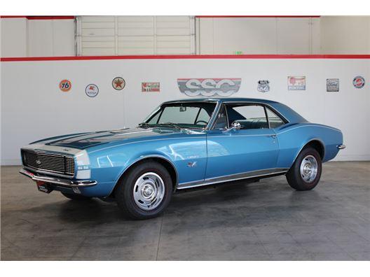 1967 Chevrolet Camaro for sale in Fairfield, California 94534