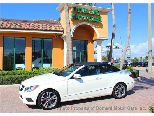 2015 Mercedes-Benz E-Class for sale in Deerfield Beach, Florida 33441