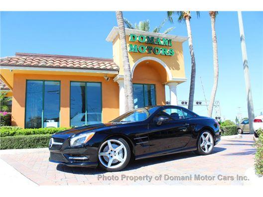 2013 Mercedes-Benz SL-Class for sale in Deerfield Beach, Florida 33441