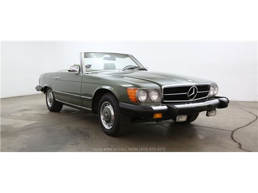 1975 Mercedes-Benz 450SL for sale in Los Angeles, California 90063