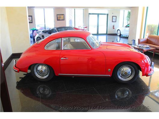 1957 Porsche 356 A Reutter Coupe for sale in Deerfield Beach, Florida 33441