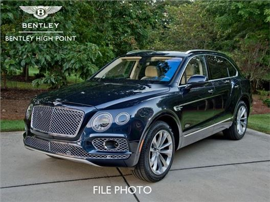 2017 Bentley Bentayga for sale in High Point, North Carolina 27262