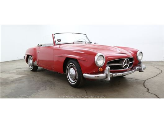 1959 Mercedes-Benz 190SL for sale in Los Angeles, California 90063