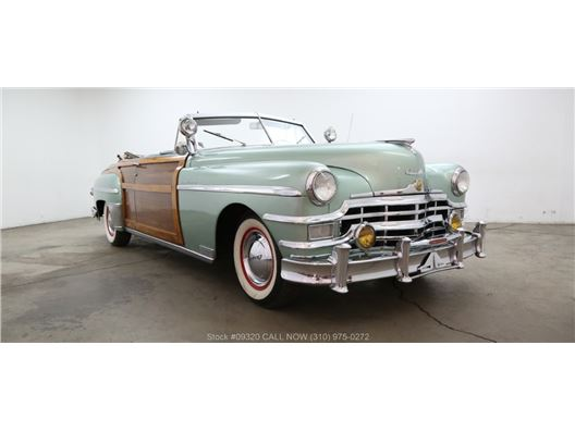 1949 Chrysler Town and Country Woody for sale in Los Angeles, California 90063