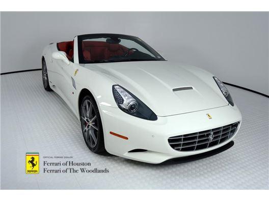 2014 Ferrari California 2+2 for sale in Houston, Texas 77057