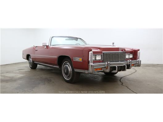 1976 Cadillac Eldorado for sale in Los Angeles, California 90063