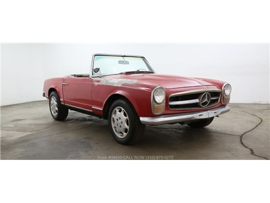 1967 Mercedes-Benz 230SL for sale in Los Angeles, California 90063