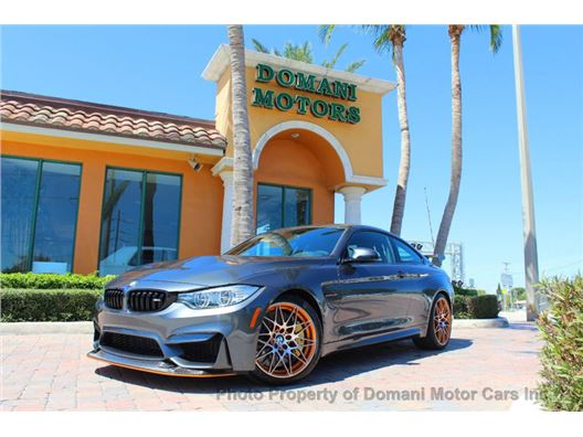 2016 BMW M4 GTS for sale in Deerfield Beach, Florida 33441