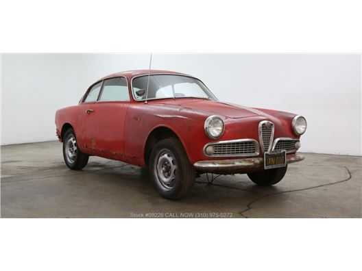1960 Alfa Romeo Giulietta Sprint for sale in Los Angeles, California 90063