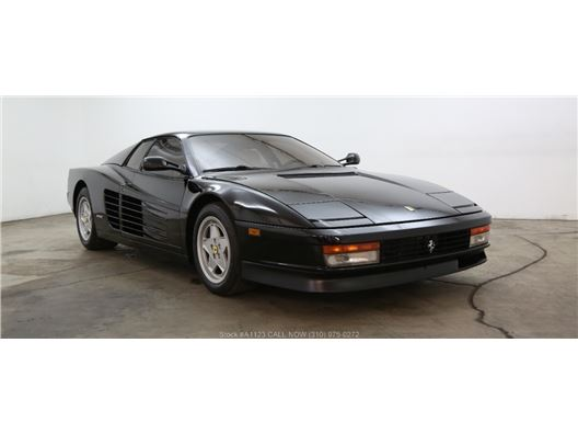 1990 Ferrari Testarossa for sale in Los Angeles, California 90063
