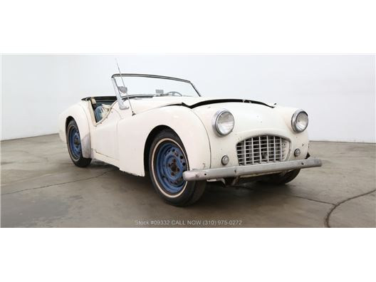 1957 Triumph TR3 for sale in Los Angeles, California 90063
