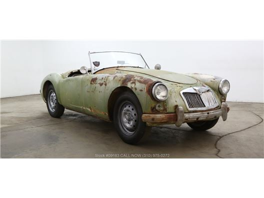 1960 MG A for sale in Los Angeles, California 90063