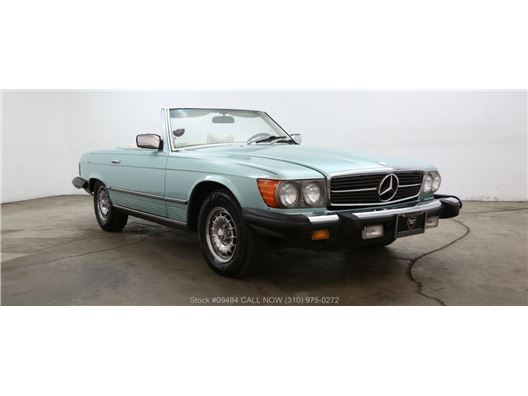 1978 Mercedes-Benz 450SL for sale in Los Angeles, California 90063