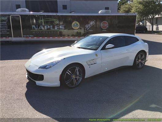 2018 Ferrari GTC4Lusso for sale in Naples, Florida 34104