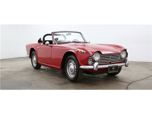 1967 Triumph TR4A for sale in Los Angeles, California 90063