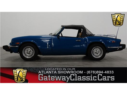 1977 Triumph Spitfire for sale in Alpharetta, Georgia 30005