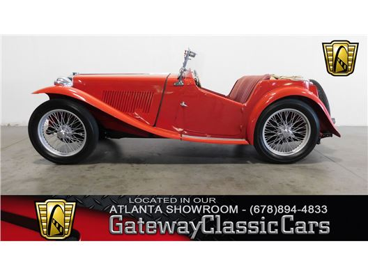 1949 MG TC for sale in Alpharetta, Georgia 30005