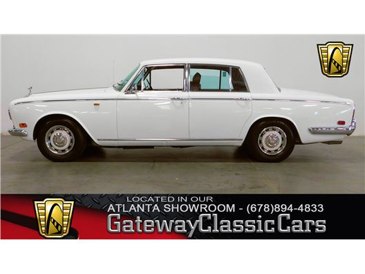 1969 Rolls-Royce Silver Shadow for sale in Alpharetta, Georgia 30005