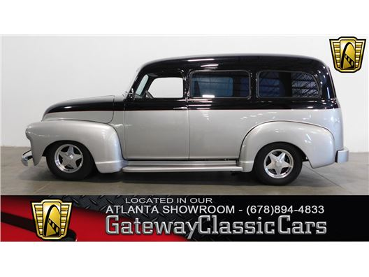 1949 Chevrolet Suburban for sale in Alpharetta, Georgia 30005
