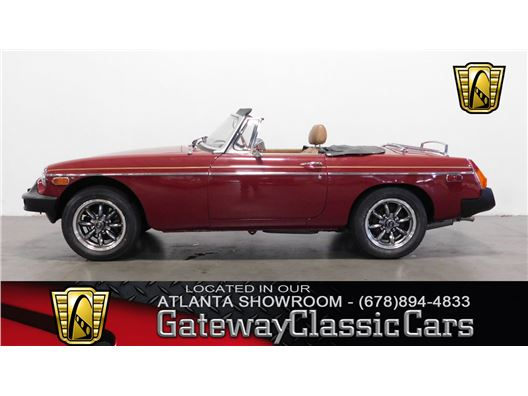 1979 MG MGB for sale in Alpharetta, Georgia 30005