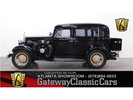 1933 Chevrolet Sedan for sale in Alpharetta, Georgia 30005