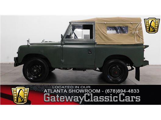 1973 Land Rover Series 3 for sale in Alpharetta, Georgia 30005