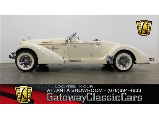 1936 Auburn Speedster for sale in Alpharetta, Georgia 30005