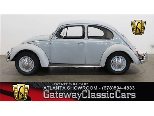 1967 Volkswagen Beetle for sale in Alpharetta, Georgia 30005