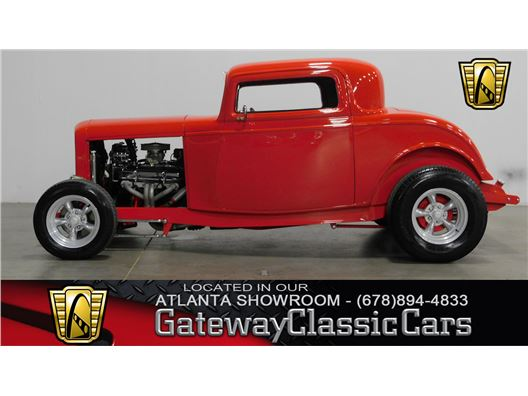 1932 Ford 3 Window for sale in Alpharetta, Georgia 30005