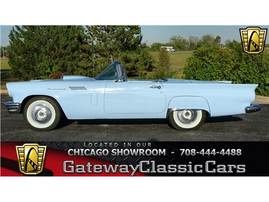 1957 Ford Thunderbird for sale in Crete, Illinois 60417