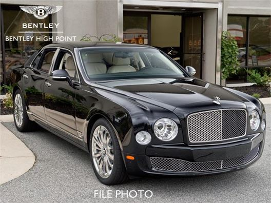 2013 Bentley Mulsanne for sale in High Point, North Carolina 27262