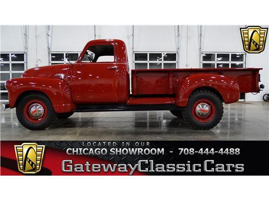 1949 GMC 250 for sale in Crete, Illinois 60417