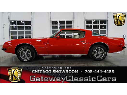 1975 Pontiac Firebird for sale in Crete, Illinois 60417