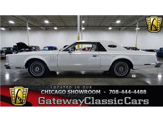 1977 Lincoln Continental for sale in Crete, Illinois 60417