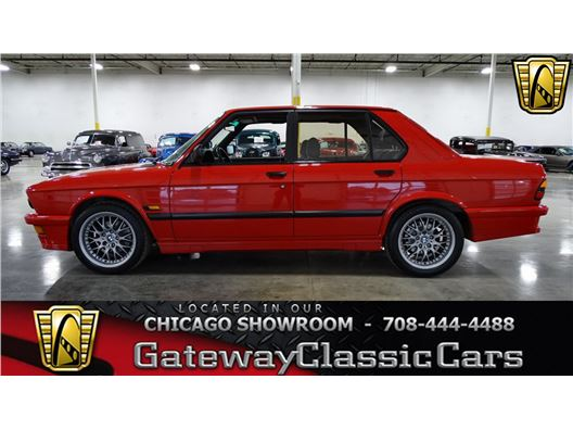 1987 BMW 535I for sale in Crete, Illinois 60417