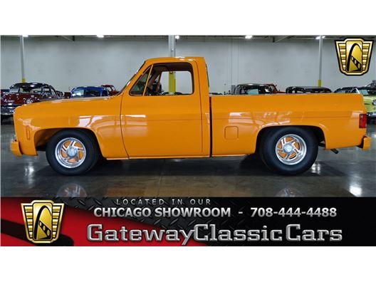 1979 Chevrolet C10 for sale in Crete, Illinois 60417