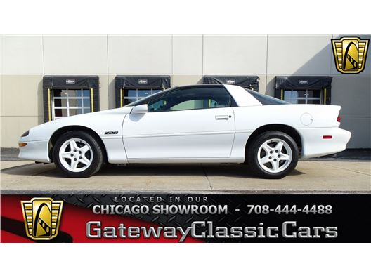 1997 Chevrolet Camaro for sale in Crete, Illinois 60417