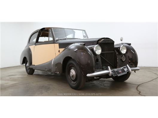 1950 Bentley Mark IV for sale in Los Angeles, California 90063