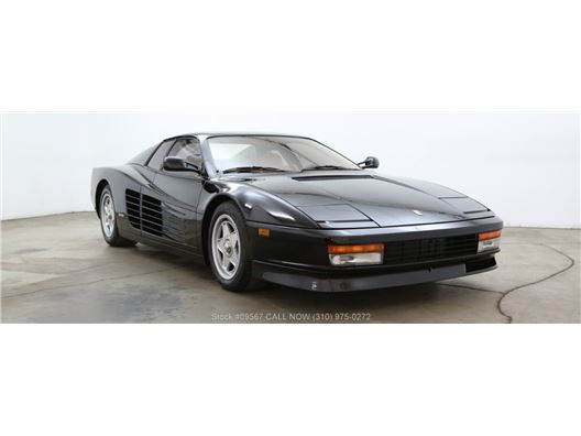 1987 Ferrari Testarossa for sale in Los Angeles, California 90063