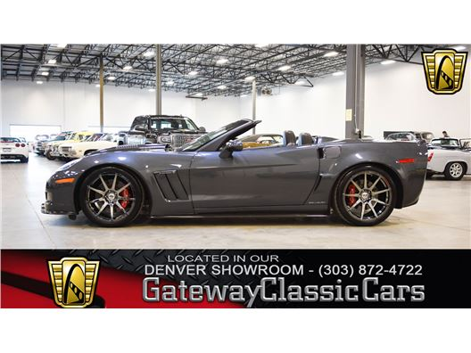 2012 Chevrolet Corvette for sale in Englewood, Colorado 80112