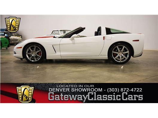 2008 Chevrolet Corvette for sale in Englewood, Colorado 80112