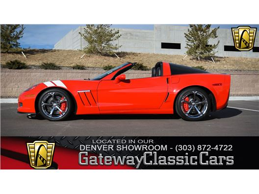 2010 Chevrolet Corvette for sale in Englewood, Colorado 80112