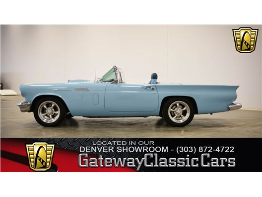 1957 Ford Thunderbird for sale in Englewood, Colorado 80112