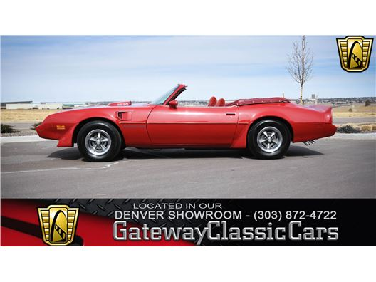 1981 Pontiac Firebird for sale in Englewood, Colorado 80112