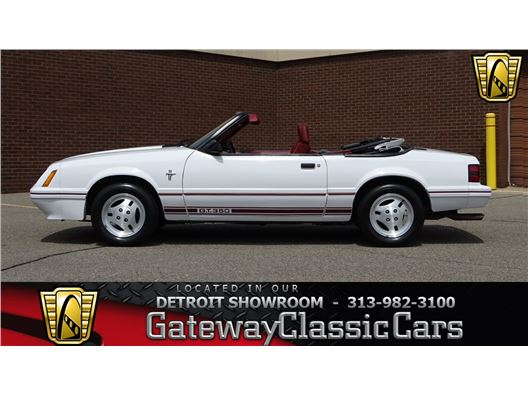 1984 Ford Mustang for sale in Dearborn, Michigan 48120